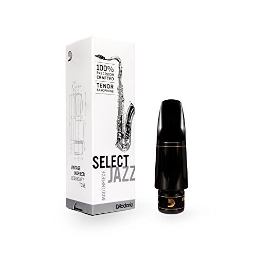 D'Addario Woodwinds MKS-D8M Tenor Saxophone Mouthpiece (海外取寄せ品)