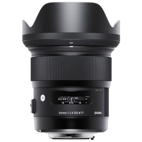 Sigma 24mm F1.4 ART DG HSM レンズ for Nikon (海外取寄せ品)