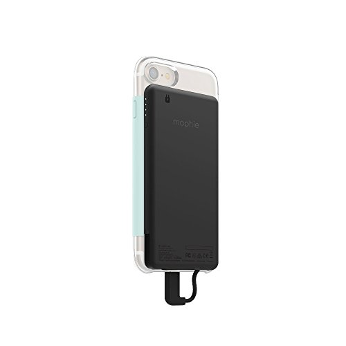 mophie 37972N1HFSLV Hold Force Powerstation ブラック Iphone 「汎用品」(海外取寄せ品)