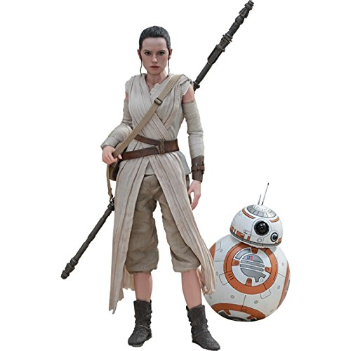 【完売】  ムービー Masterpiece - 1/6 1/6 Scale Fully Poseable - Figure: Awakens スターウォーズ Star wars The Force Awakens - Rey & BB-8 セット (海外取寄せ品), PAL GROUP OUTLET:806c12d4 --- canoncity.azurewebsites.net