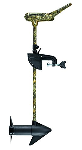 Minn Kota 1351928 Camo Waterfowl Edition Trolling モーター, 55-Pound/36-Inch/12V (海外取寄せ品)