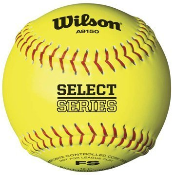 Wilson General Recreation 12in Softball by Wilson スポーツ (海外取寄せ品)