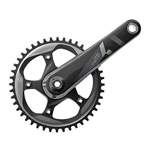 SRAM Force 1 GXP 110 BCD 42T Crankset without Bottom Bracket, 172.5mm (海外取寄せ品)