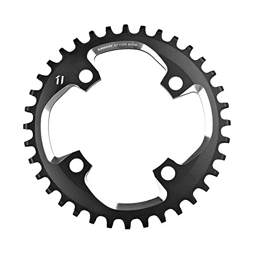 SRAM X01 94BCD 1x11-スピード チェーン リング, 36T (海外取寄せ品)