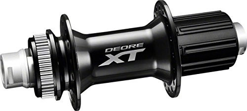 Shimano Cycling FH-M8010, XT, 32H 148X12, センター ロック, ブースト - EFHM8010BE (海外取寄せ品)