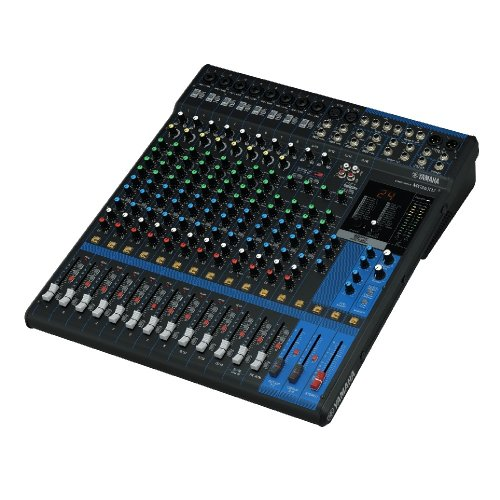 ヤマハ MG16XU 16-Input 6-Bus Mixer with Effects (海外取寄せ品)