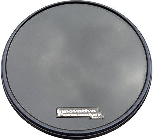 Innovative Percussion CP-1R Practice Pad - ブラック (海外取寄せ品)