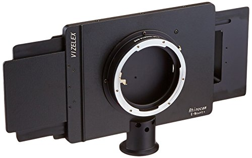 Cameras, a7 Mount with イメージ E-Mount+ 645 (海外取寄せ品) for Mamiya RhinoCam for ステッチング Vizelex Series Stitching Shift ソニー 6x6