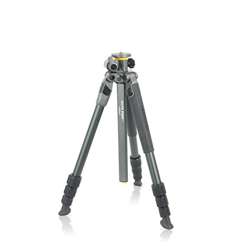 Vanguard Alta プロ 2+ 264AT Aluminum Tripod with マルチ-Angle センター Column (海外取寄せ品)