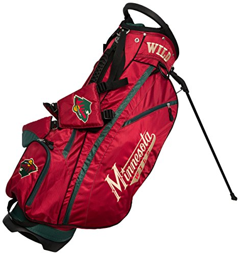 NHL シカゴ Blackhawks Fairway Golf Stand Bag (海外取寄せ品)