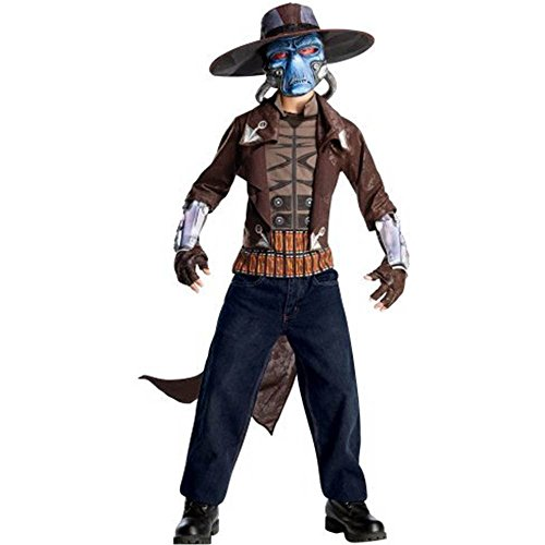 Deluxe Cad Bane コスチューム - スモール (海外取寄せ品)