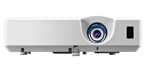 日立 Hitachi CP-EW301N LCD Projector, 3000 ANSI ルーメン, WXGA 1280 x 800, 2000:1 コントラスト Ratio, HDMI, 16W Audio Output, Up to 10000 Hours ランプ Life 『汎用品』(海外取寄せ品)