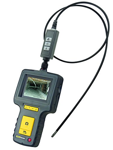 General Tools DCS1600HP ハイ-パフォーマンス Recording ビデオ Borescope System with VGA Resolution Probe 「汎用品」(海外取寄せ品)