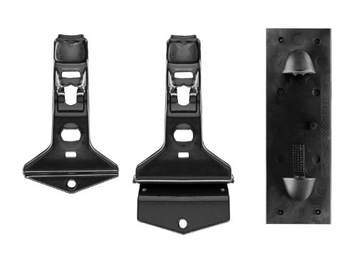 Thule 4017 Podium フィット キット for 460 and 460R Foot パック 『海外取寄せ品』