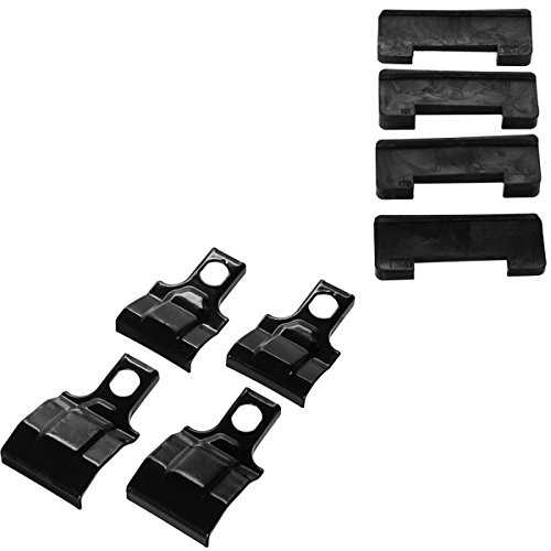 Thule KIT1478 Traverse フィット キット For Use w/480 or 480R Foot パック And Load バー Incl. 4 Pads And 4 クリップ Traverse フィット キット 『海外取寄せ品』