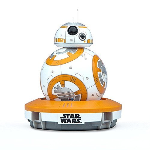 Sphero スターウォーズ Star wars BB-8 App Controlled Robot (海外取寄せ品)