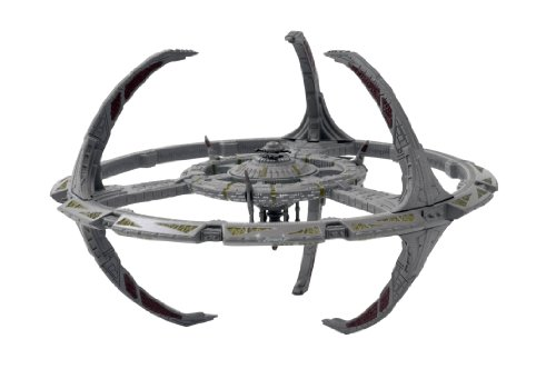 スタートレック Star Trek Starships Figure & マガジン Special #1 DS9 Space Station (海外取寄せ品)