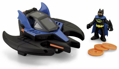 Fisher-Price Imaginext DC Super フレンド Batwing (海外取寄せ品)