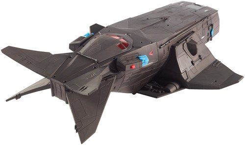 Mattel ジャスティス リーグ Justice League Flying フォックス Mobile Command センター Toy Vehicles (海外取寄せ品)