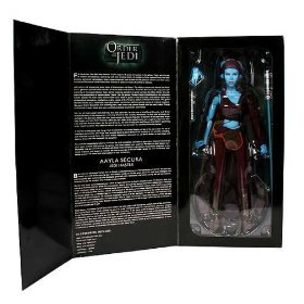 スターウォーズ Star wars: SDCC Exclusive Aayla Secura Order of the ジェダイ 12-インチ Figure by Sideshow Collectibles! (海外取寄せ品)
