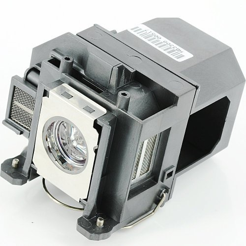 ELPLP57 Projector ランプ リプレイスメント for エプソン Epson (Housing Included) 『汎用品』(海外取寄せ品)