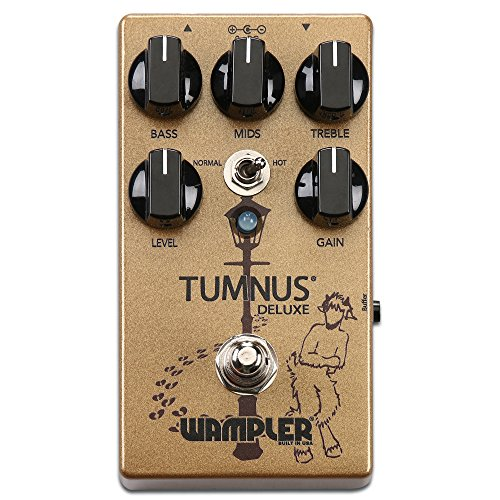 Wampler Tumnus Deluxe Overdrive Pedal (海外取寄せ品)