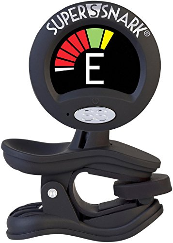 Snark Super Snark 2 Clip-On Tuner ブラック (海外取寄せ品)
