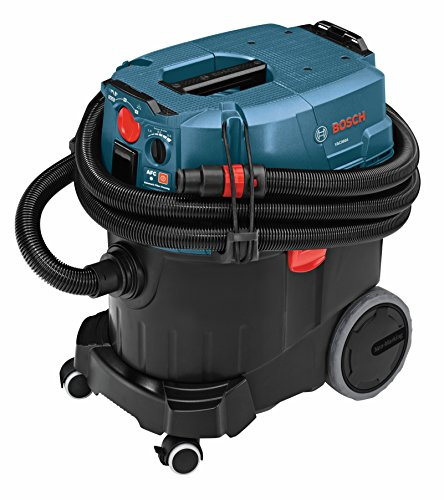 Bosch VAC090AH 9 gallon ダスト Extractor with オート フィルタ クリーン and HEPA フィルタ (海外取寄せ品)