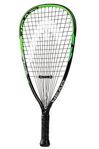 HEAD リキッド メタル Laser Strung Racquetball Racquet (海外取寄せ品)