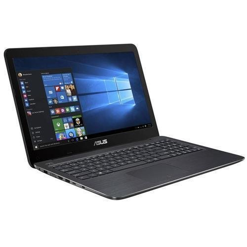 ASUS 15.6 インチ Full HD (1920 x 1080) Laptop, 7th Intel Core i7-7500U, 8GB DDR4 RAM, 256GB SSD, Intel HD グラフィック 620, HDMI, VGA, ブルートゥース, 802.11ac, DVD RW, Webcam, ウィンドウ 10 「汎用品」(海外取寄せ品)