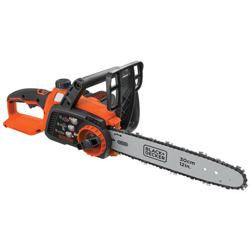 BLACK+DECKER LCS1240 40V マックス Lithium イオン Chainsaw, 12