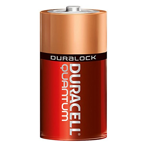 Duracell QU1400 Quantum Alkaline C Batteries (Pack of 12) 「汎用品」(海外取寄せ品)
