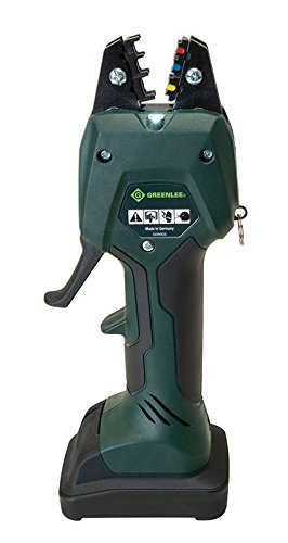 Greenlee EK50ML12011 110V Crimping Tool Jaw キット, 12mm 「汎用品」(海外取寄せ品)
