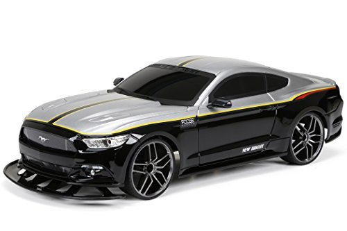 New ブライト R/C F/F Foose Mustang インクルーズ 6.4V Power パック, Batteries and Charger (1:10 Scale) by New ブライト 「汎用品」(海外取寄せ品)