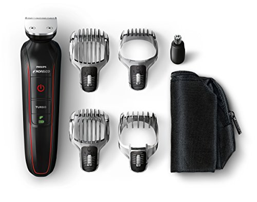 Norelco QG3372/41 フィリップス Multigroom Beard, Stubble, ヘアー, Nose and Body Trimmer 「汎用品」(海外取寄せ品)