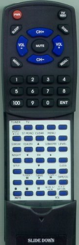 RCA リプレイスメント Remote Control for ST2680, RCR311AB1, 264715 「汎用品」(海外取寄せ品)