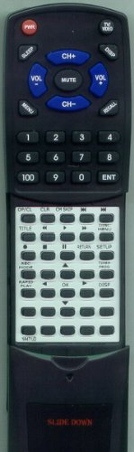MAGNAVOX リプレイスメント Remote Control for NA471UD, NA471, MWR10D6, CMWR10D6 「汎用品」(海外取寄せ品)