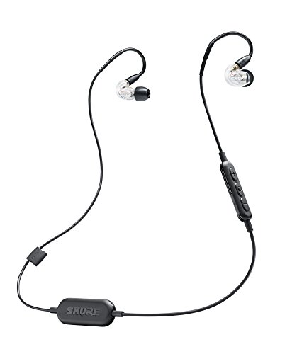 Shure SE215-CL-BT1 Wireless Sound Isolating Earphones 「汎用品」(海外取寄せ品)