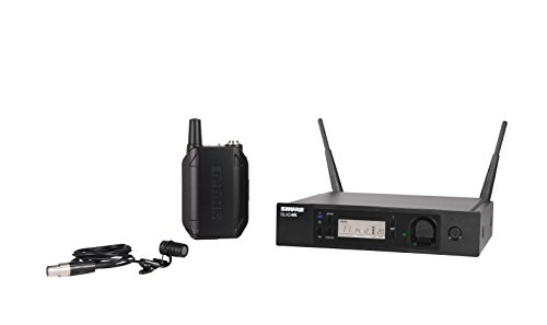 Shure GLXD14R/85-Z2 Lavalier Wireless Microphone System With Wl185 「汎用品」(海外取寄せ品)