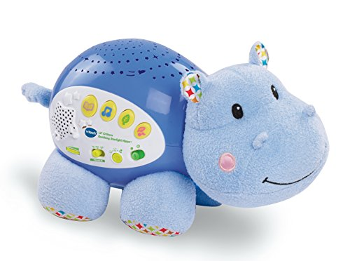 VTech ベビー Lil' Critters Soothing Starlight Hippo 「汎用品」(海外取寄せ品)