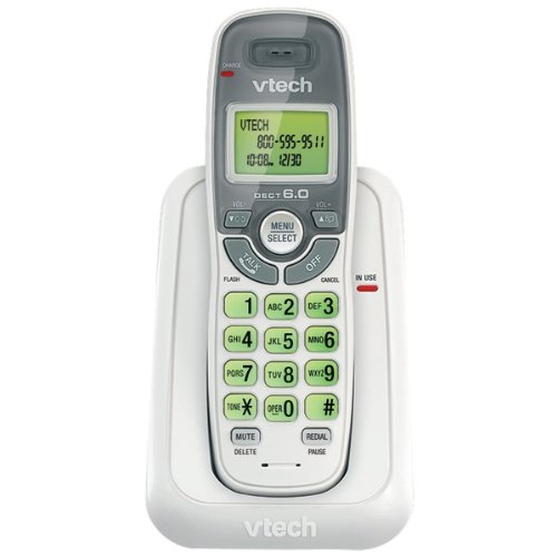 Vtech Dect 6.0 Cordless Phone 「汎用品」(海外取寄せ品)