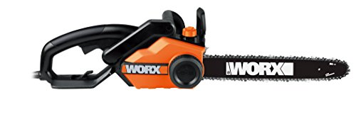 WORX WG303.1 16-インチ 14.5 Amp Electric Chainsaw with オート-Tension, チェーン Brake, and オートマチック Oiling 「汎用品」(海外取寄せ品)