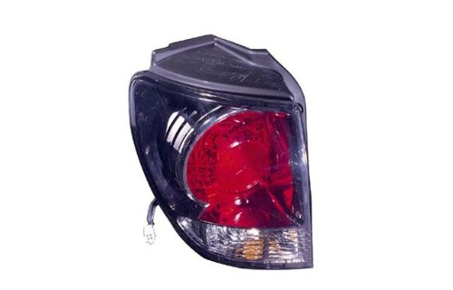 Lexus RX300 リプレイスメント Tail Light Assembly (Outer) - 1-ペア (海外取寄せ品)