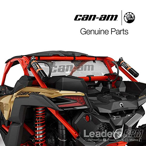 Can-Am New OEM ソフト Rear ウィンドウ, マーヴェリック X3, マーヴェリック X3 マックス, 715004278 (海外取寄せ品)
