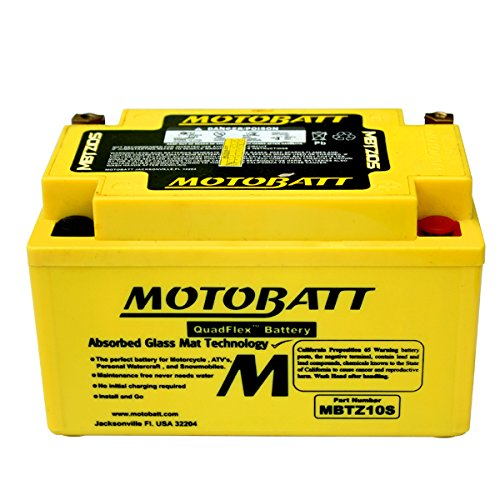 NEW MotoBatt AGM バッテリー For KTM 625 640 690 Motorcycles 58411053100 76011053100 (海外取寄せ品)