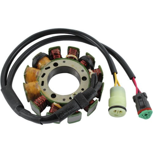 NEW Stator Coil フィット スキー Doo Formula Deluxe 500 600 700 Snowmobiles 2000 2001 (海外取寄せ品)