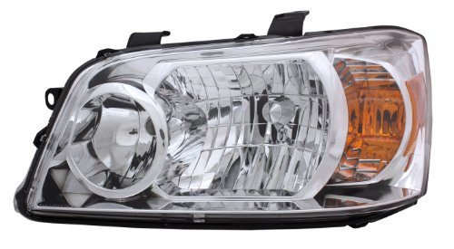 Eagle アイ ライト TY829-A101L Headlight Assembly (海外取寄せ品)