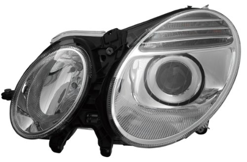 Mercedes Benz E クラス W2 4Door/Wagon 6,30, Headlight(Halogen,Without Mt) Left Side (海外取寄せ品)