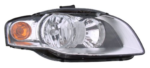 Audi A4 Generation 3 4Door/Wagon/Rs4 4D/A 4/S 4/Rs4 Cabriolet Headlight(Halogen) Right Side (海外取寄せ品)