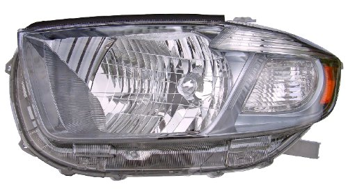TOYOTA HIGHLANDER LEFT HEADLIGHT 08 NEW ドライバー (海外取寄せ品)